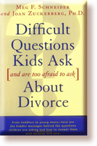 Difficult Questions Kids Ask [And Are Afraid to Ask] About Divorce