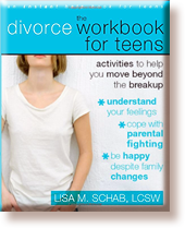 Divorce Workbook For Teens